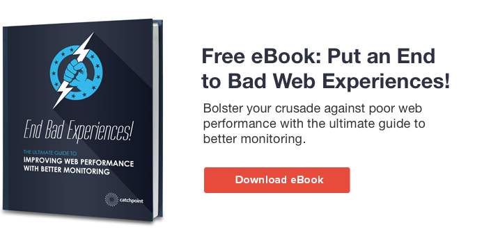 End Bad Web  Experiences eBook