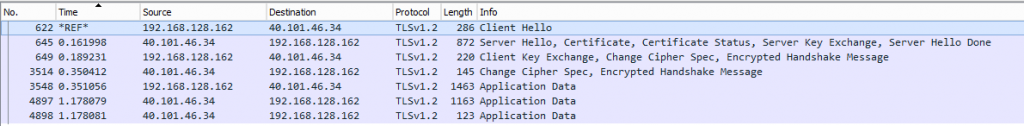 Dissecting TLS Using Wireshark   Catchpoint