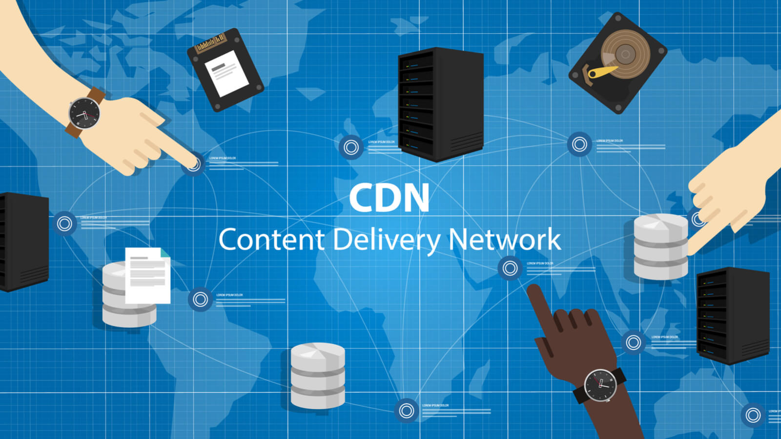 Deliver Content to End Users Anytime, Anywhere with a Foolproof CDN ...