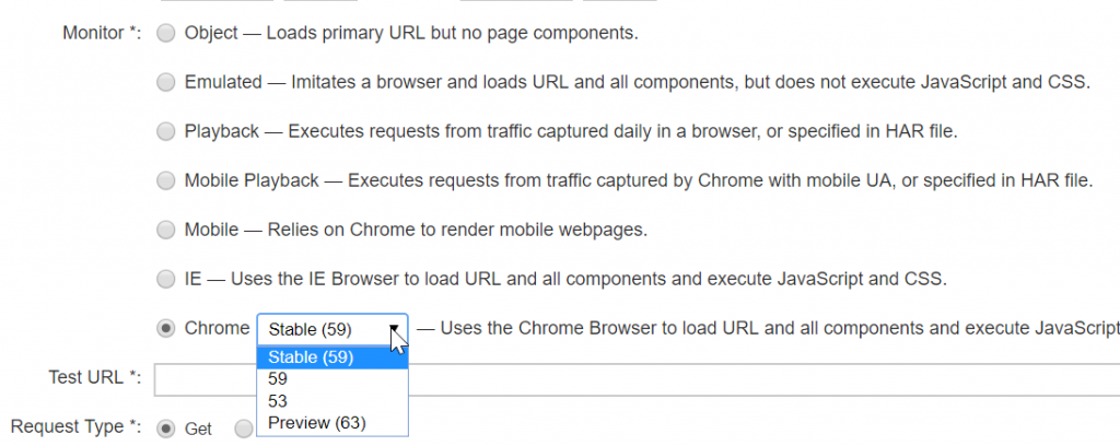 Introducing Choose Your Own Chrome Version | Digital