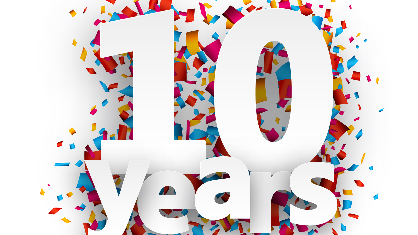 10 years  u2013 keeping pace with technology