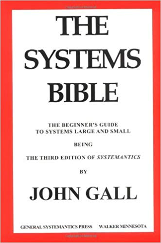 SRE systems bible