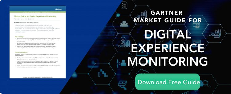 Gartner DEM Market Guide