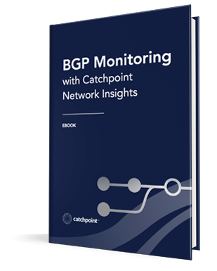 BGP monitoring ebook